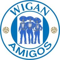Los Three Amigos of Wigan