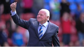 Dave Whelan's backing of his manager can help Latics turn the corner.
