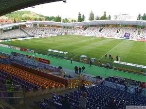 The Ljudskivrt Stadium
