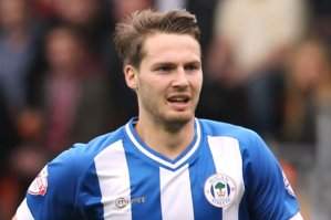 It was probably Nick Powell's best display in a Wigan shirt.