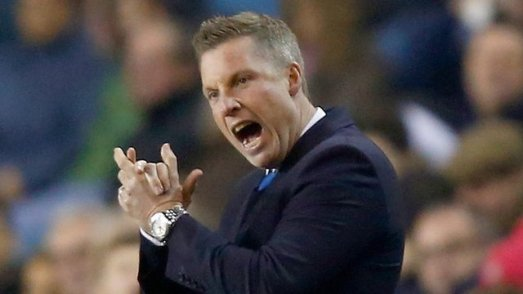 """But it's a man's game"". Neil Harris, Millwall manager."