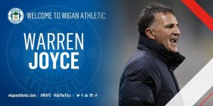 Photo courtesy of Wigan Athletic FC.
